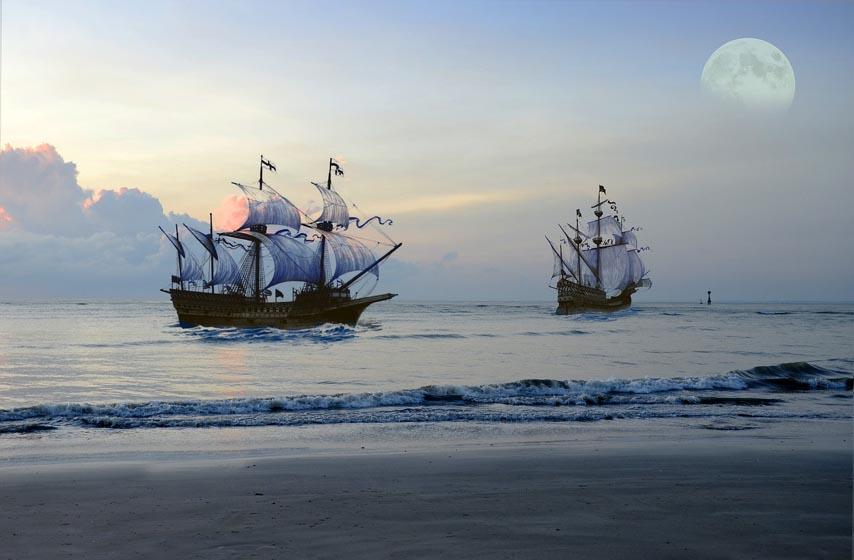 pirati oteli mornare u nigeriji