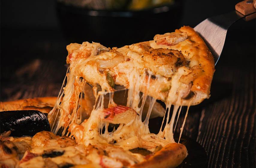pica, pizza, kratka istorija pice