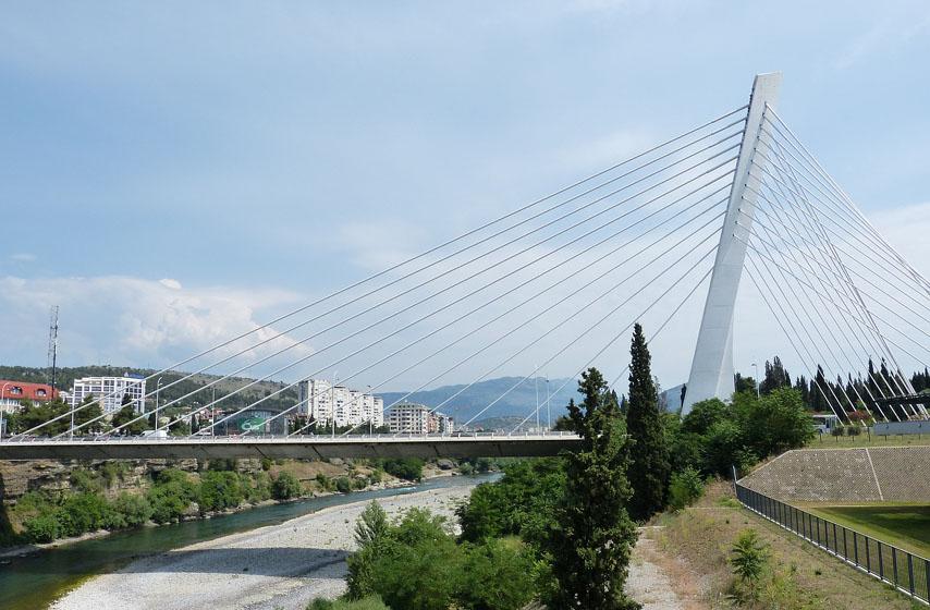Podgorica, vrapci