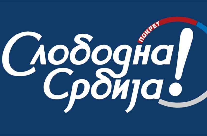 pokret slobodna srbija