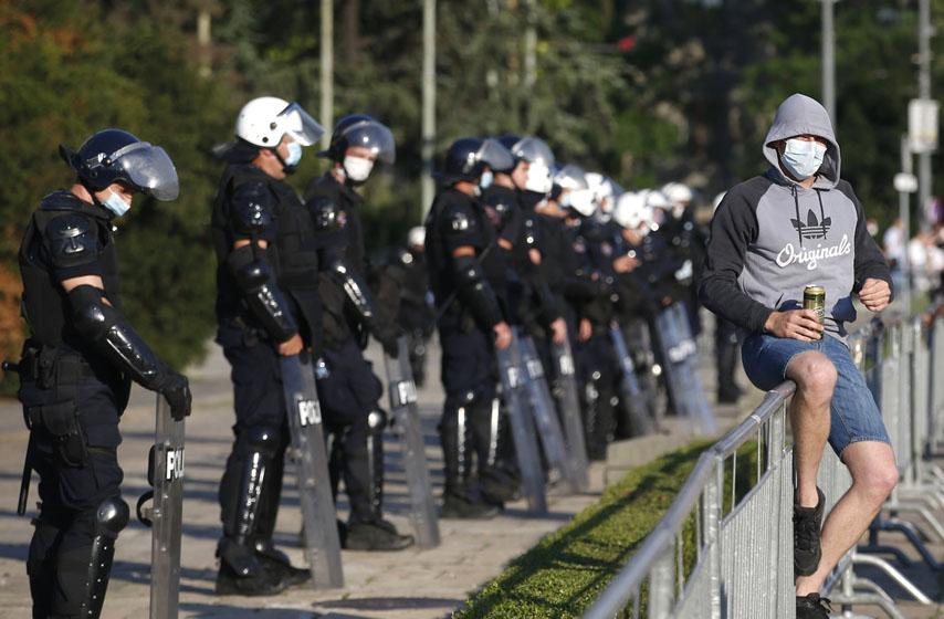 Protesti, Niš, Kragujevac, Kruševac