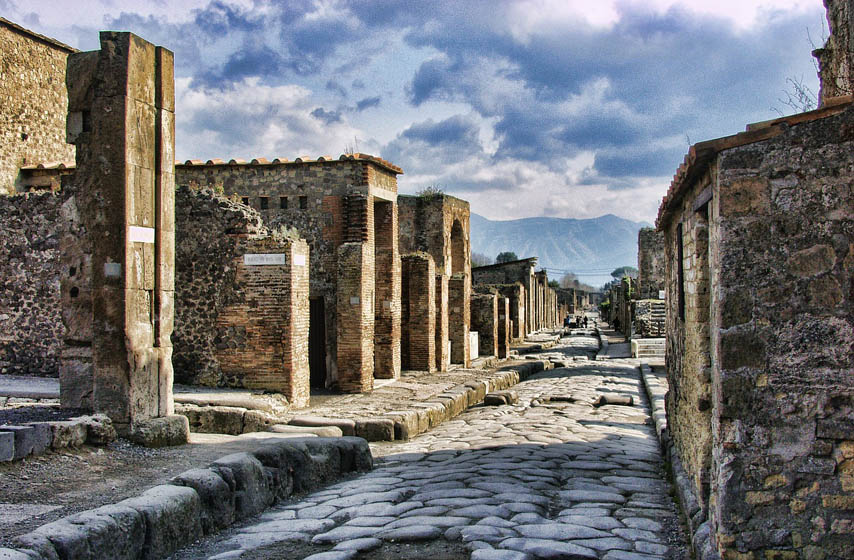 antički grad pompeja, pompeja
