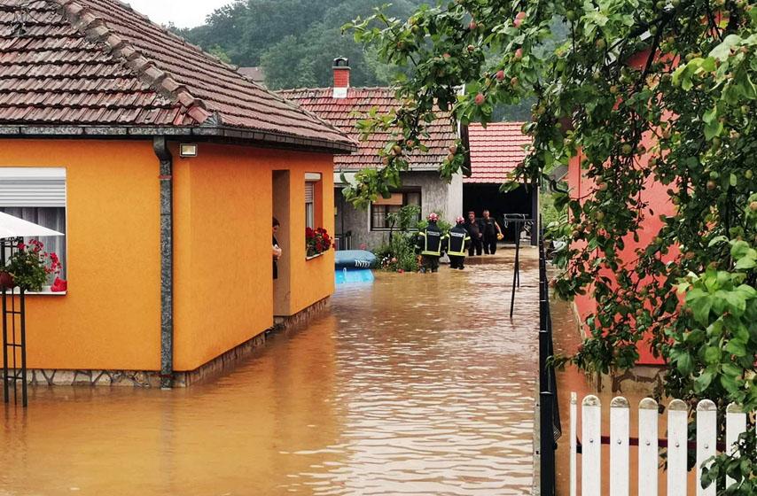 poplave, Srbija