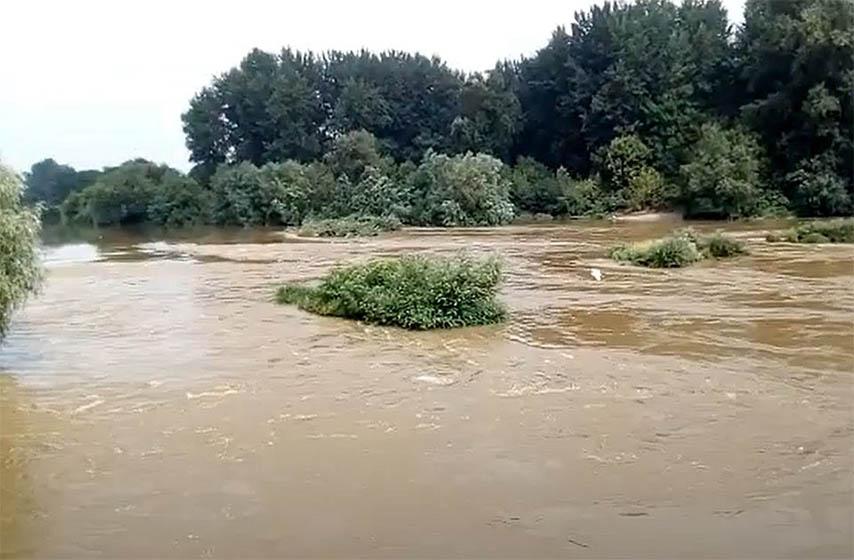 vanredna situacija, poplava cuprija, poplava gadzin han, velika morava