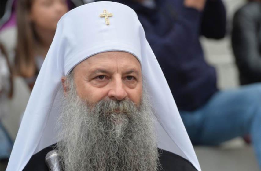 patrijarh porfirije, srpska pravoslavna crkva, spc