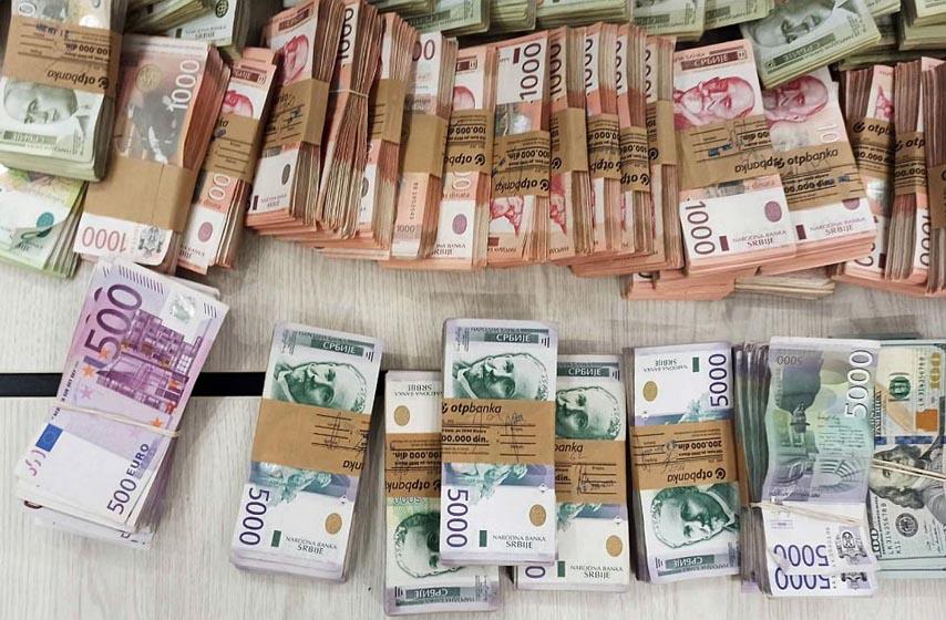 pranje novca, pranje novca u nisu