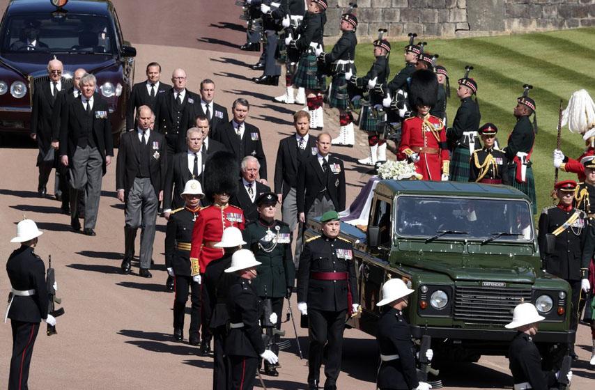 princ filip, sahranjen princ filip, britanski princ filip