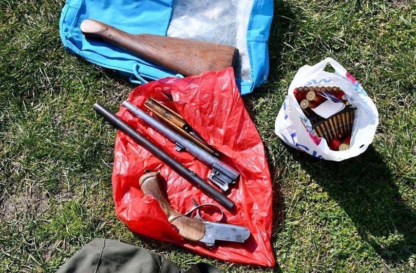 pronadjena droga i oruzje, pancevo, policija, kovacica