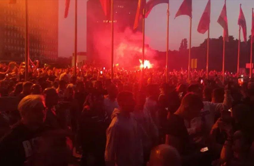 protest, protest ljubljana