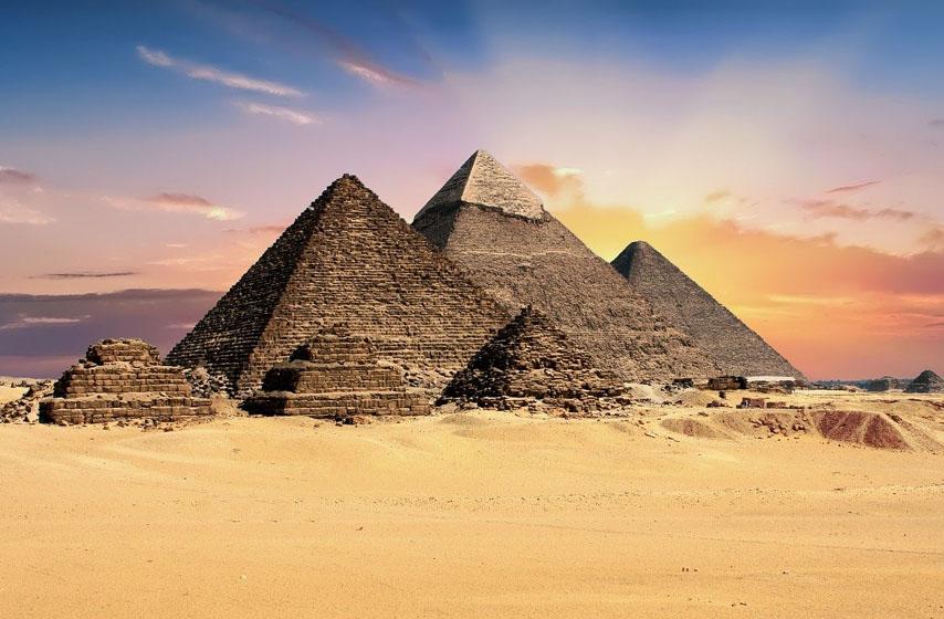 putovanje u Egipat, Egipat