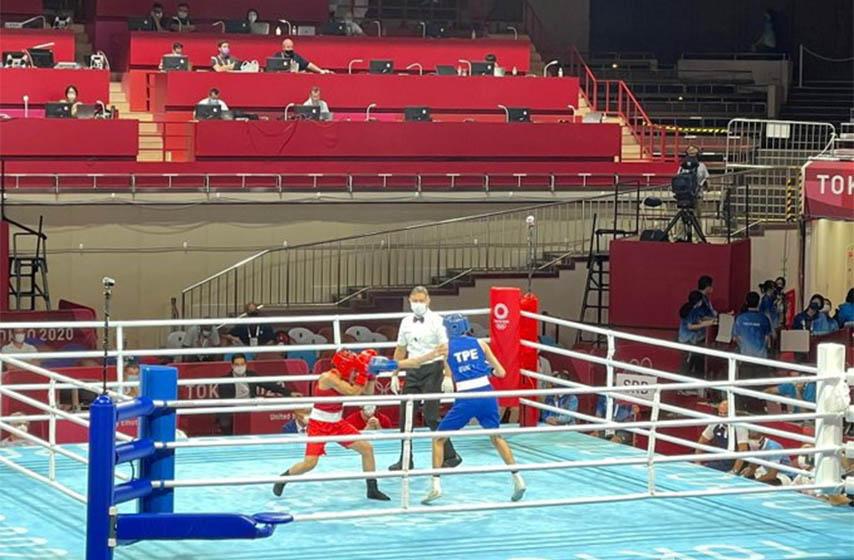 nina radovanovic, boks, olimpijske igre tokio