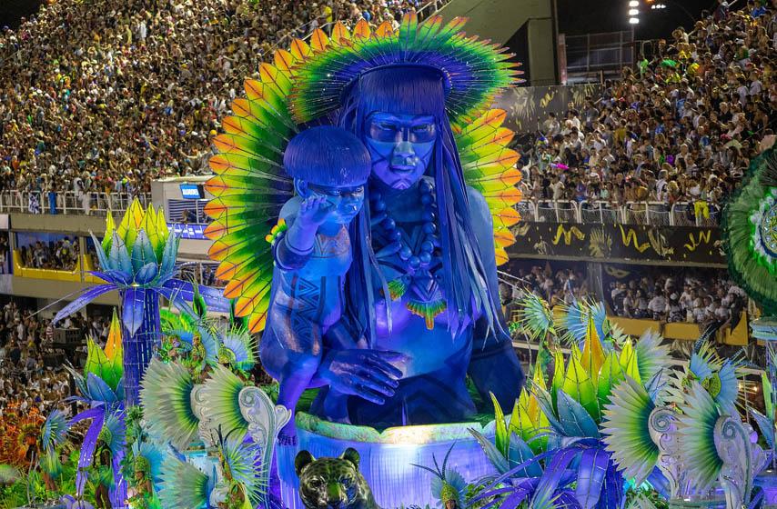 Otkazan karneval u Rio de Žaneiru