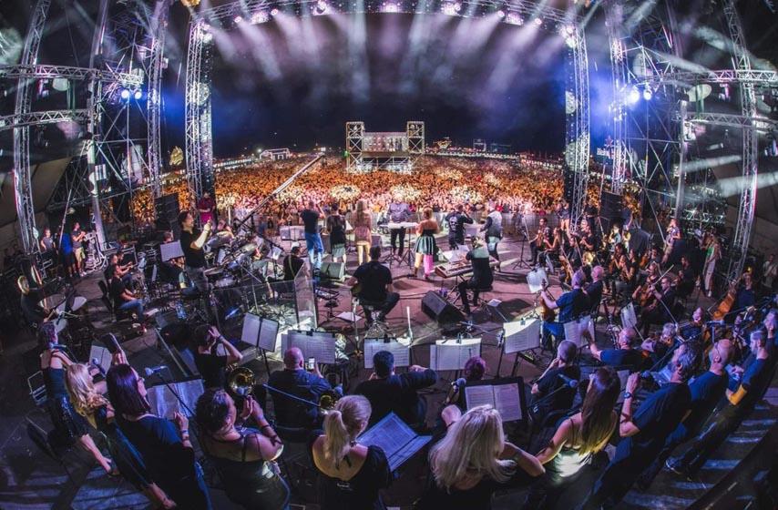 rock opera, novosadski sajam