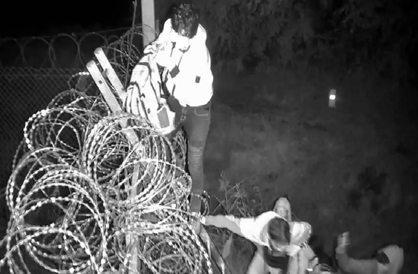 migranti, policija, mađarska