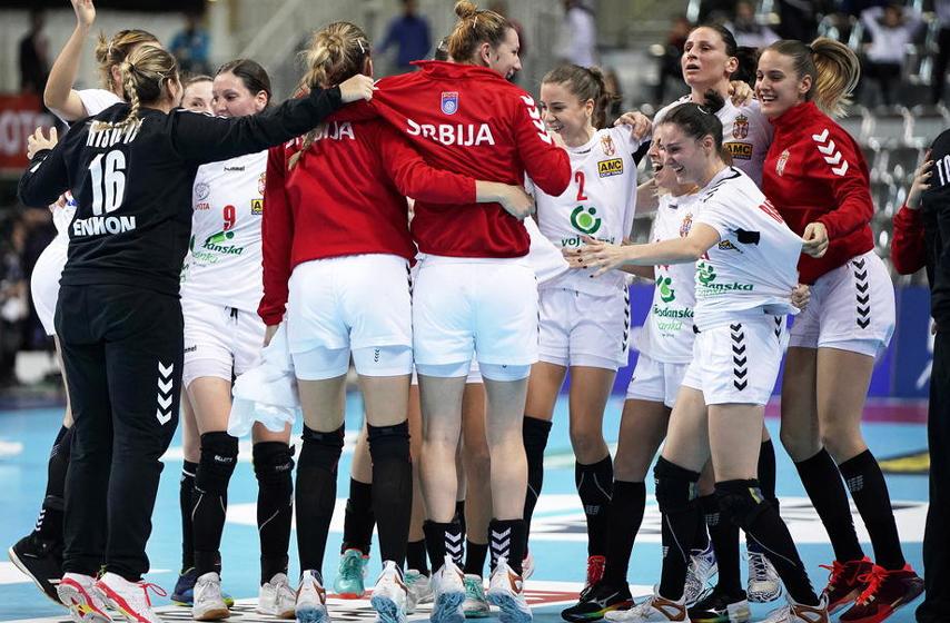 rukometna reoprezentacija srbije, zenska rukometna reprezentacija srbije, kvalifikacije za olimpijske igre djer