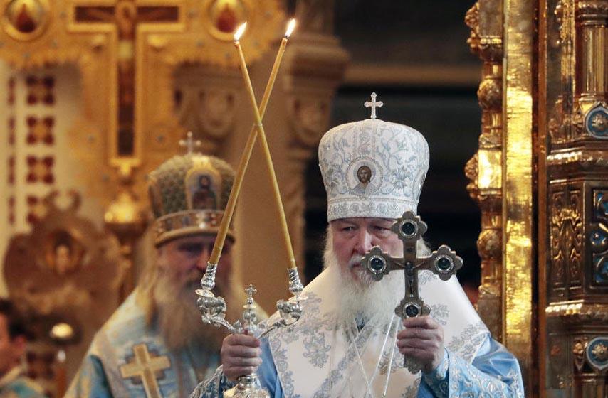 ruski patrijarh kiril
