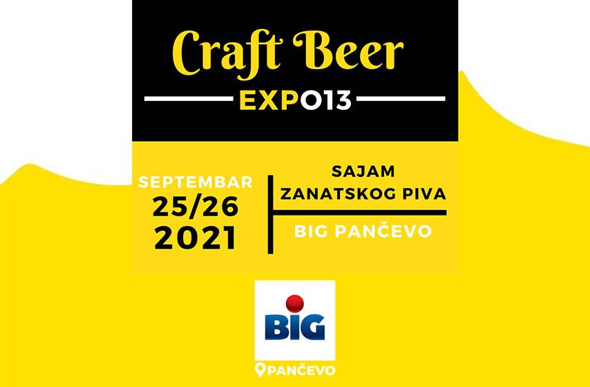 sajam zanatskog piva pancevo, craft beer expo, tc big pancevo, kraft pivare, kraft pivare pancevo