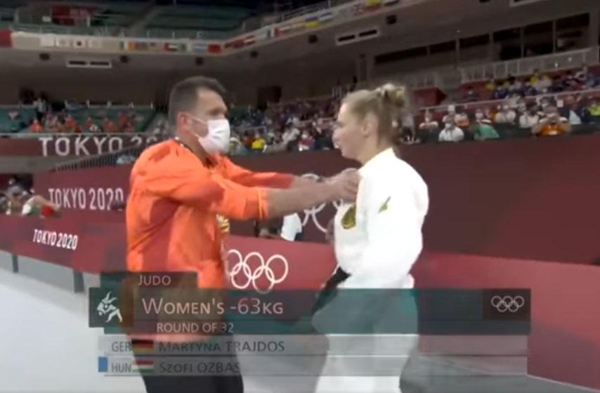 samaranje dzudistkinje, nemacki trener samara, olimpijske igre tokio