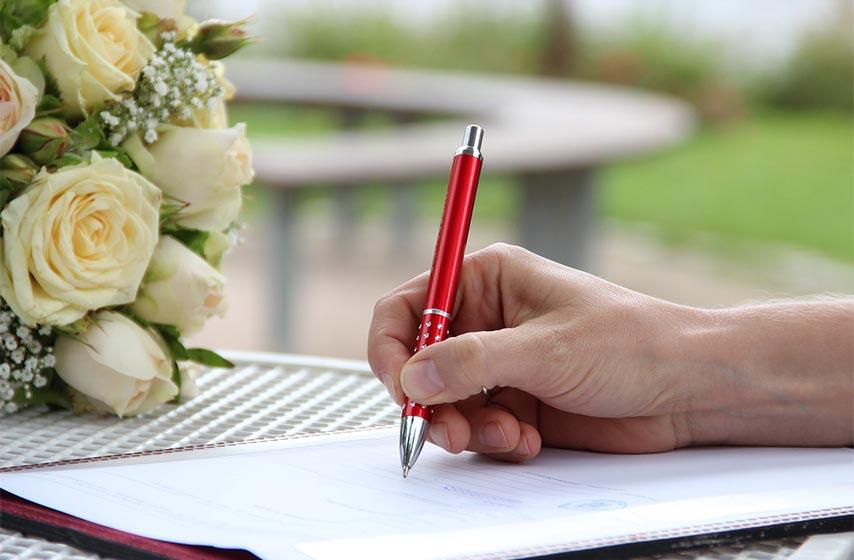 potpis, izgled potpisa