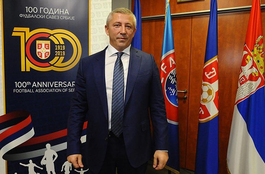 fudbalski savez srbije, slavisa kokeza, kokeza podneo ostavku