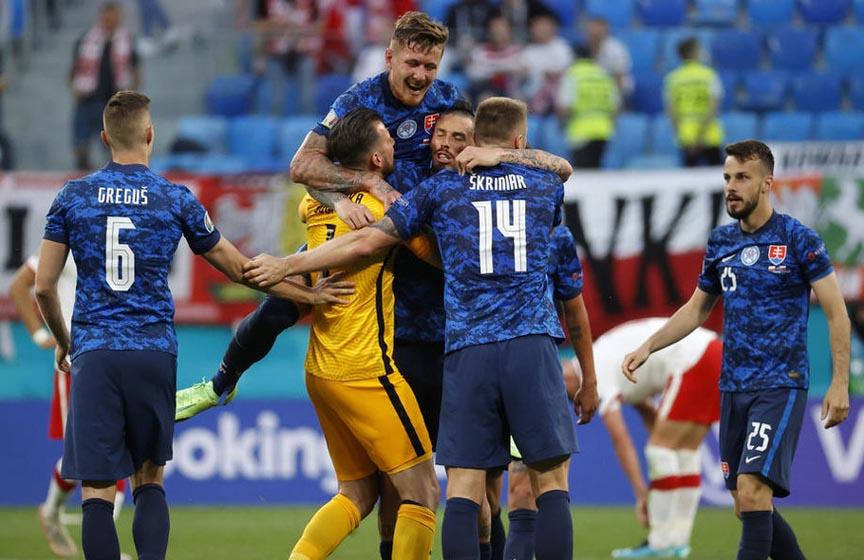 slovacka poljska, euro 2020, fudbal