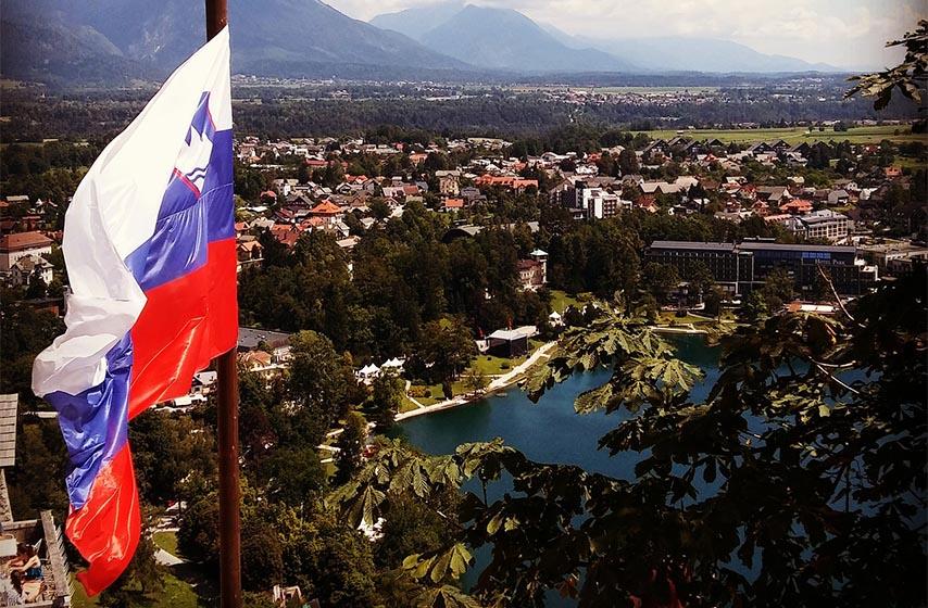 slovenija, ulaz uz sloveniju, granica slovenija