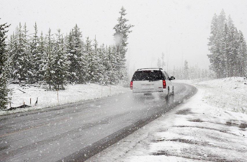 hrvatska, sneg, saobracaj