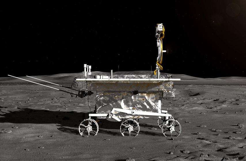 kineska sonda, change-4, mesec