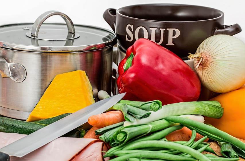 kuvanje povrća na pari