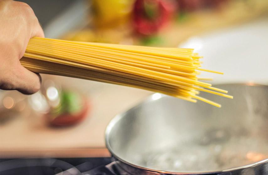 so, spagete, testenina, kuvanje, voda, najnovije vesti, kuhinja