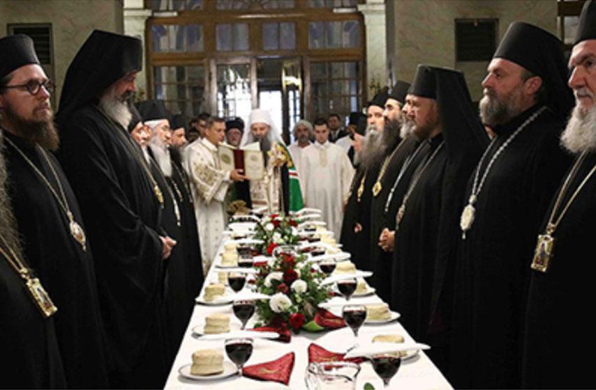 spc, srpska pravoslavna crkva, justin episkop hvostanski