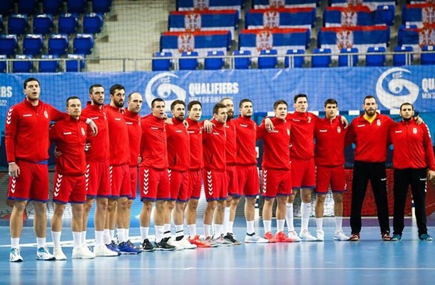 rukometasi srbije, kvalifikacije za evropsko prvenstvo rukomet, rukomet