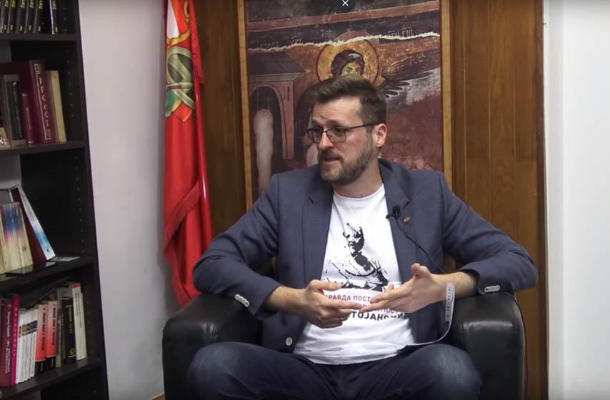 Srđan Nogo, Zoran Radojičić, Nogo, Radojičić
