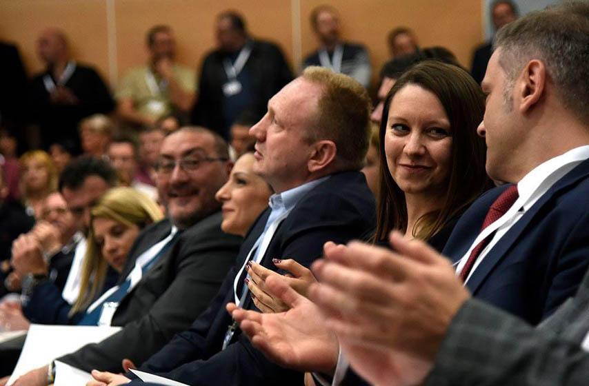 SSP, Stranka slobode i pravde, Dragan Đilas
