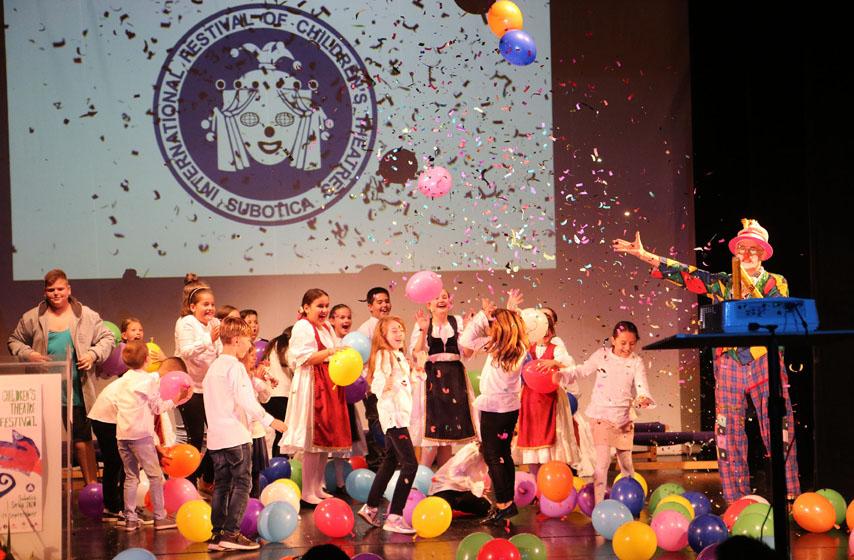 Međunarodni festival pozorišta za decu u Subotici
