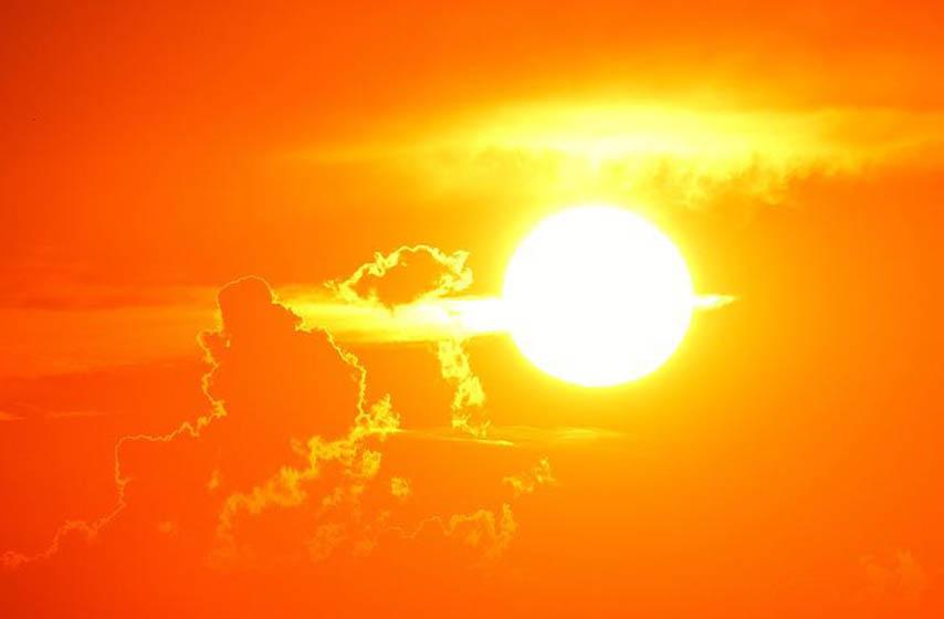 solarna oluja, sunce