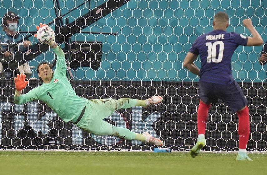 svajcarska francuska, euro 2020, fudbal
