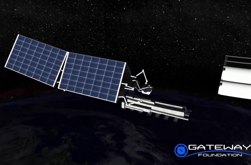 izgradnja svemirskog hotela, svemirski hotel