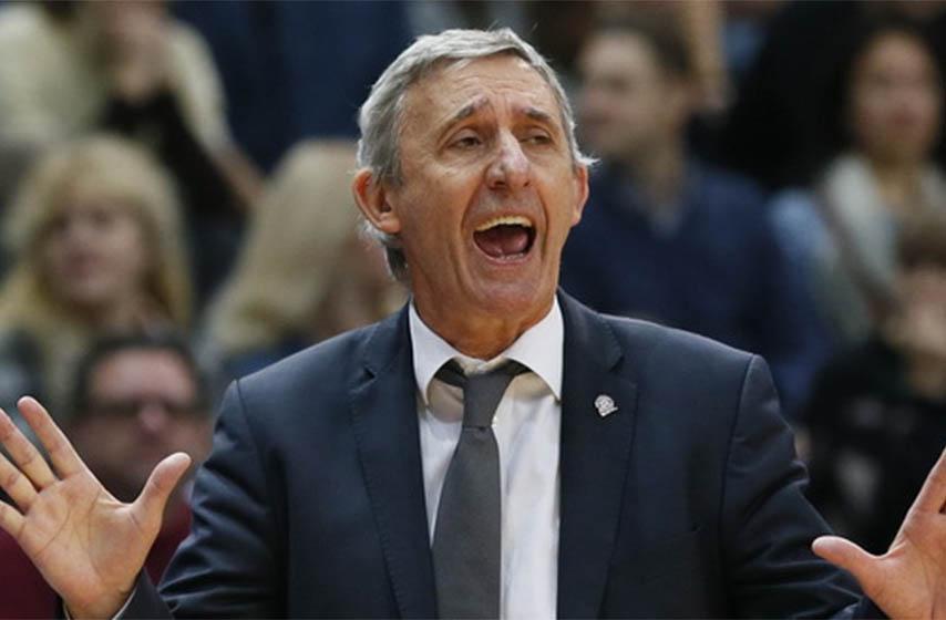 svetislav pesic, selektor kosarkaske reprezentacije