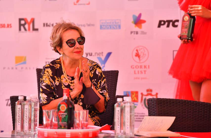 Svetlana Bojković, Palić film festival