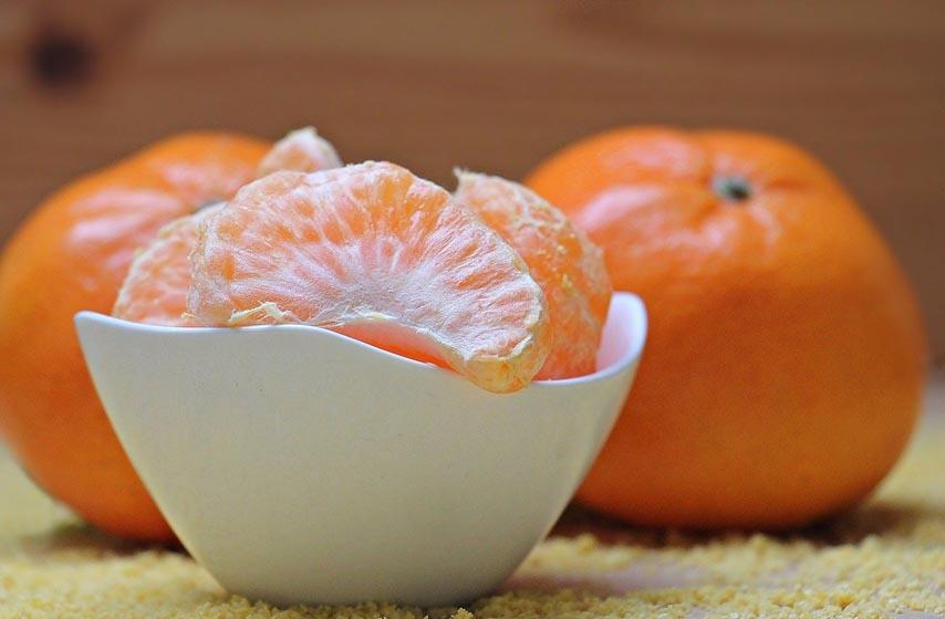 zasto treba jesti mandarine, mandarina
