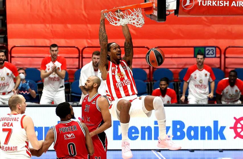 evroliga, košarka, sport, crvena zvezda