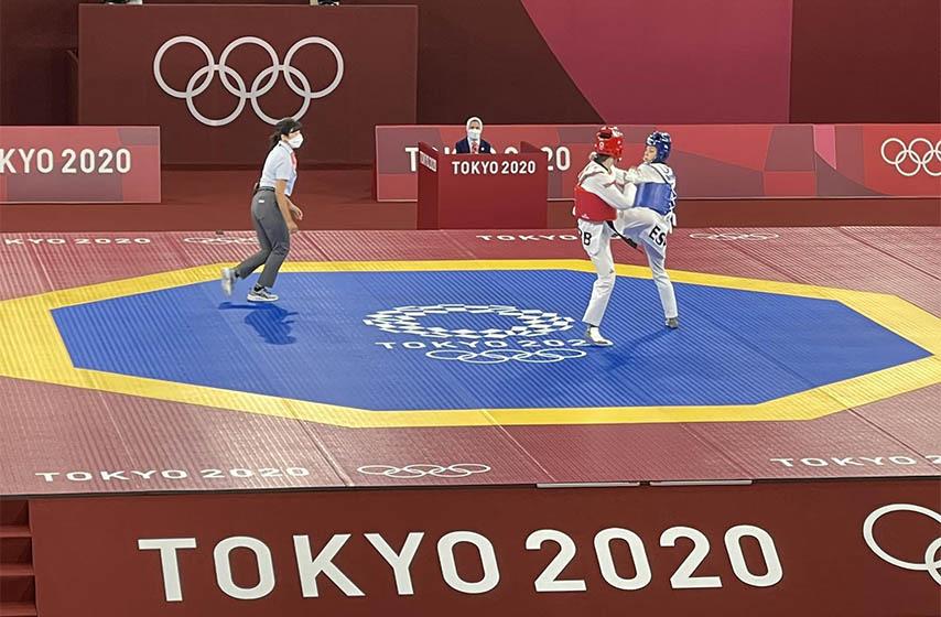 olimpijske igre tokio, tijana bogdanovic, tekvondo