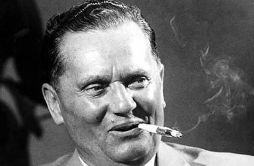 Josip Broz Tito, Tito, Čačak