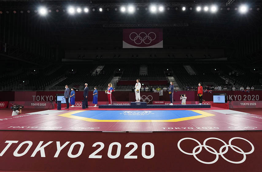 osvajaci medalja, olimpijske igre tokio, sport