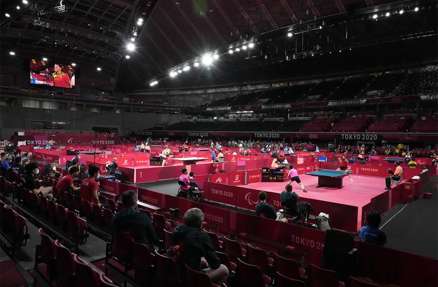 paraolimpijske igre tokio, stonitenis