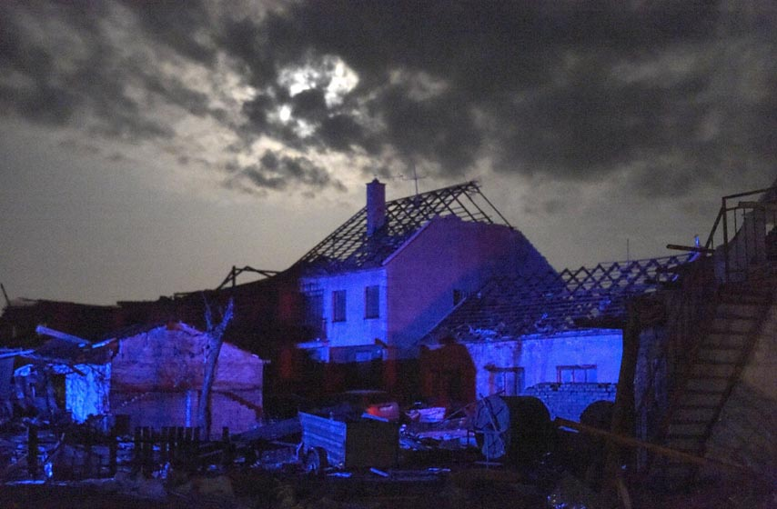 tornado ceska