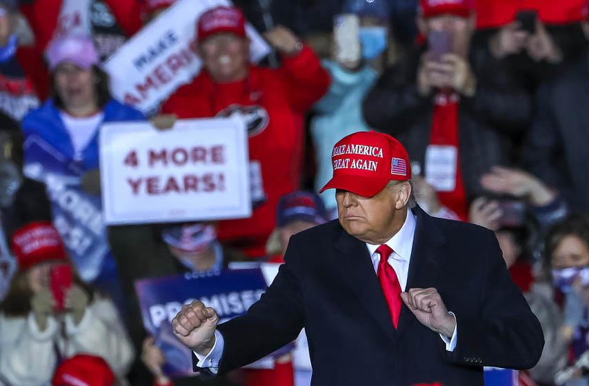 donald tramp, izbori, amerika