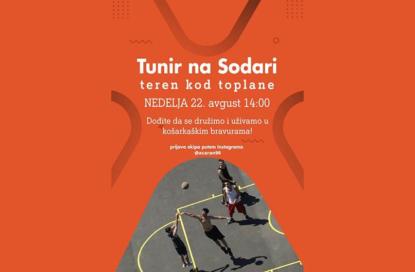 turnir u basketu, pancevo, sodara, toplana na sodari, kosarkaski teren