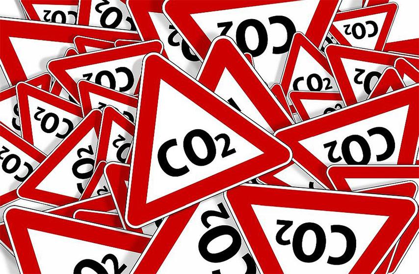 izvlacenje ugljen dioksida